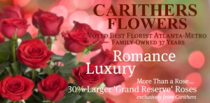Carithers Flowers Delivers Valentines Day Smiles!