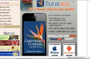 Carithers Mobile Floralapp
