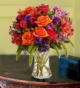 office floral arrangements tabletop next time you need pickmeup at work dont reach for another cup of coffee call carithers flowers instead fresh cut floral arrangements bring color the office floral arrangements brighten up your