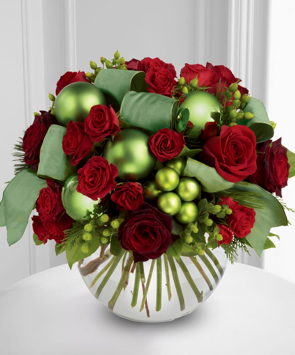 Unique Floral Design Ideas: Deliver The Best Christmas Roses From Carithers Flowers