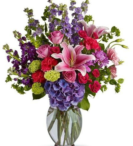 Celebrating The July Birth Flower Carithers Flowers