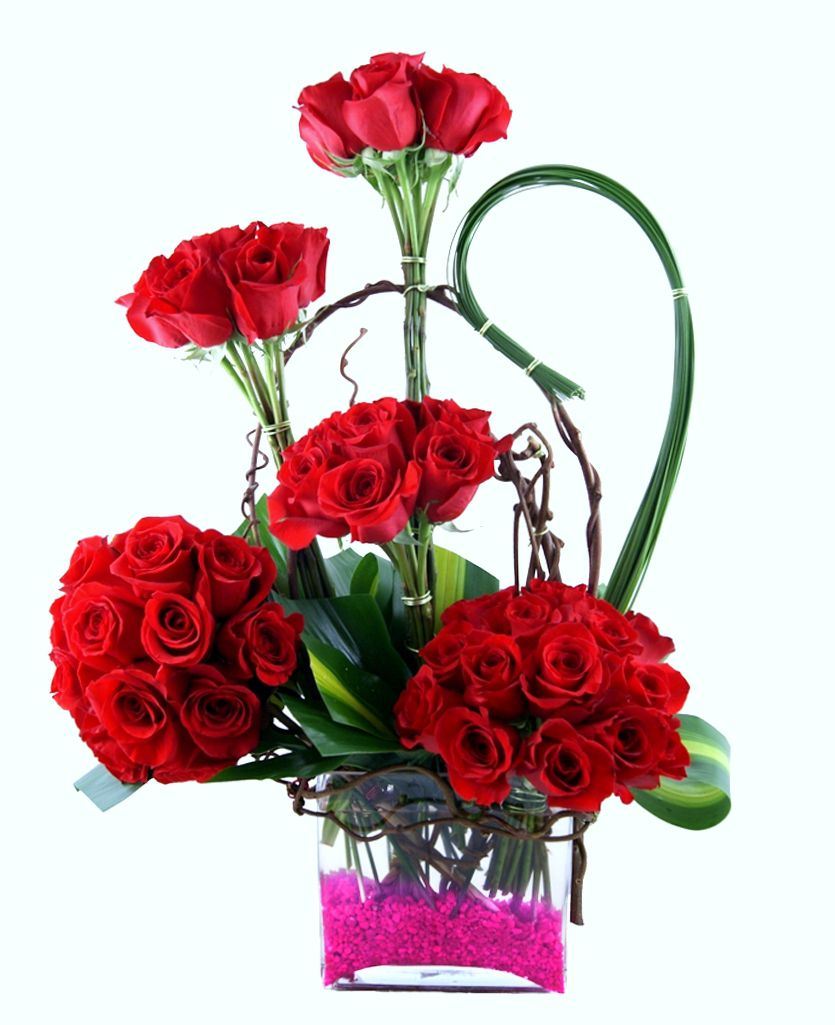 Crazy About You Flower Arrangement Should Start A Crazy And