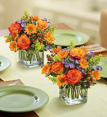 Thanksgiving Centerpieces Atlanta Carithers Flowers