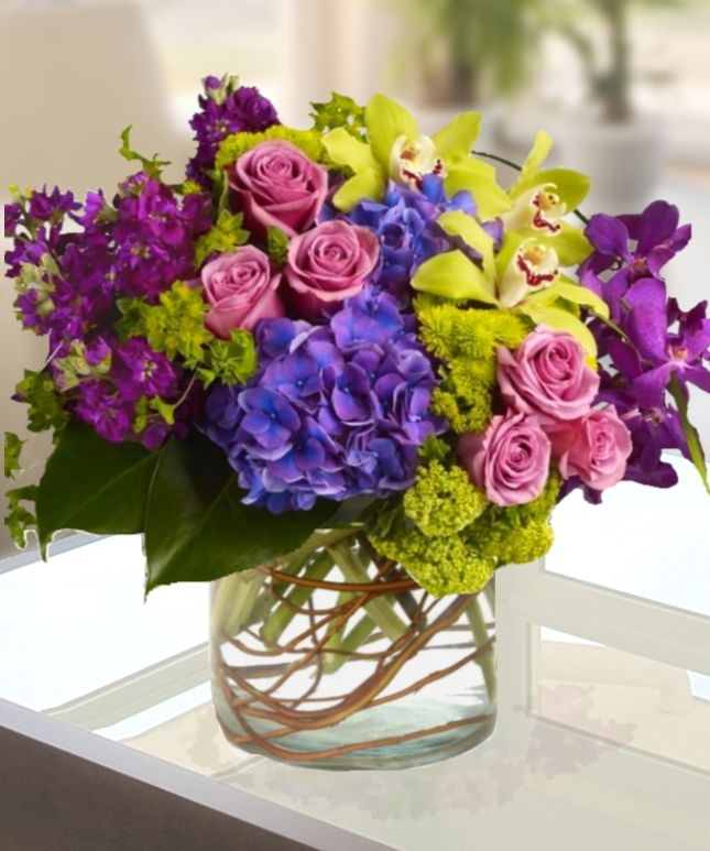 February Birthdays Call for a Special Delivery of Luxury Flowers ...